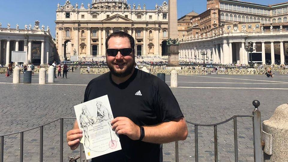 Romwanderung: Im Sabbatical von Lausanne nach Rom